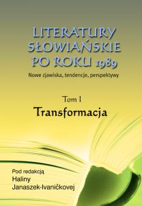 Literatury slowianskie I - Transformacja
