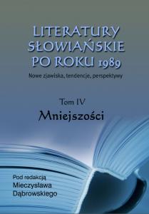 Literatury slowianskie IV - Mniejszosci